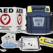 Defibrylator AED tecno-gaz dentomax