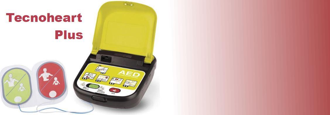 Automatyczny defibrylator AED